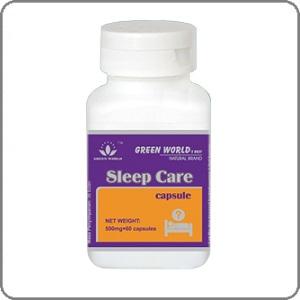 sleep care capsule